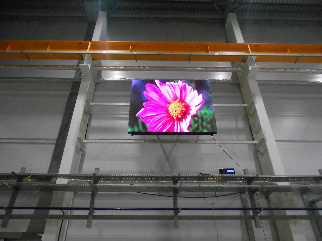 светодиодный экран p4